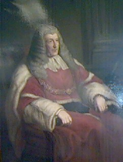 Lord Campbell as Lord Chancellor 1859-1861